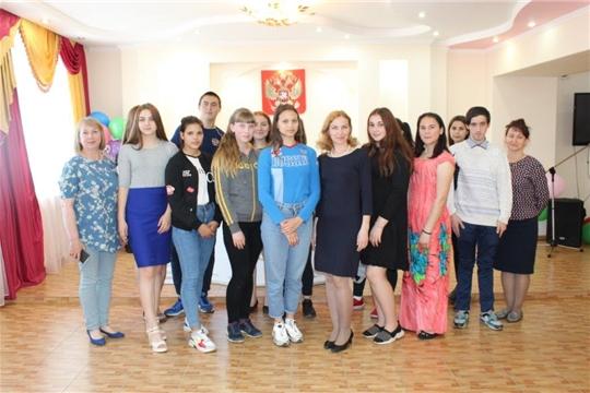 Уроки семейной жизни для студентов города Канаш