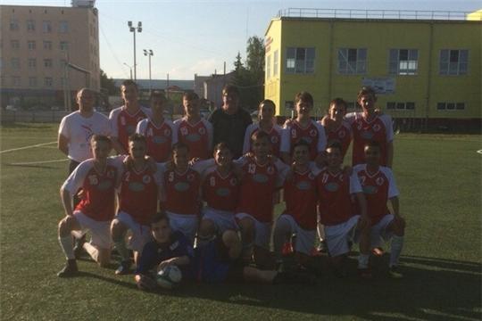 Старшие юноши ФК «Локомотив» поддержали победный стартовый посыл взрослой команды
