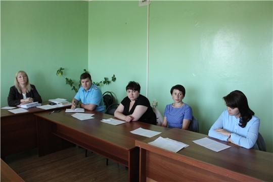 Очередное заседание комиссии по делам несовершеннолетних и защите их прав состоялось в администрации города