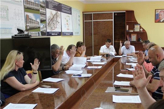26 июня состоялось очередное заседание Собрания депутатов города Канаш