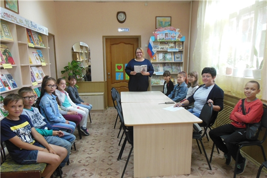 В детской библиотеке с юными читателями состоялись комментированные чтения «Помоги себе выжить»