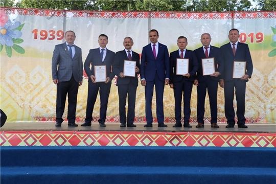 Городу Канаш присужден грант Главы Чувашской Республики на сумму 12 миллионов 500 тысяч рублей