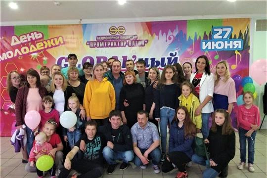 Молодежь города приняла участие в «Глобальном отрыве»