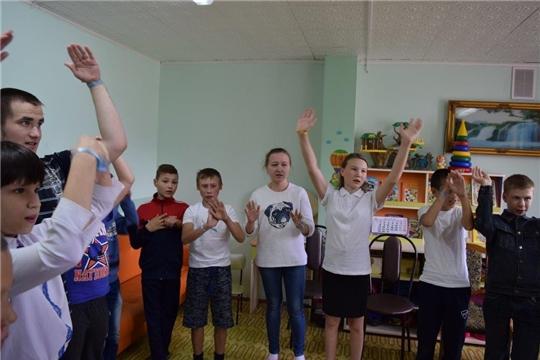 Состоялось торжественное открытие лагеря для детей с ОВЗ