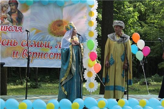 """Фестиваль """"Ромашковая Русь"""""""