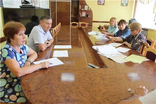 11 июля в администрации города состоялось очередное заседание Межведомственной комиссии