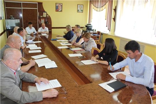 25 июля состоялось заседание Совета по противодействию коррупции г. Канаш