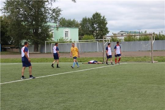 1 этап турнира по мини-футболу в зачет спартакиады ОМСУ