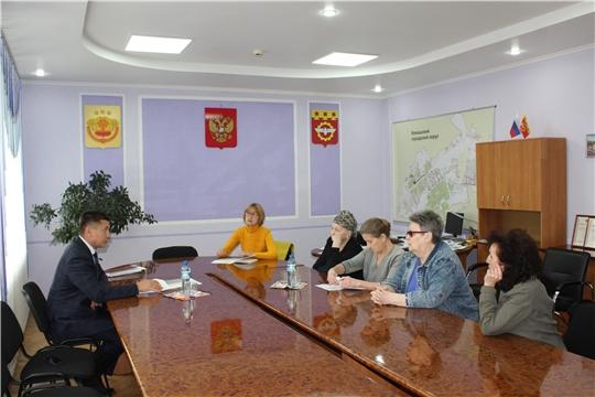 В администрации города состоялся прием граждан по личным вопросам