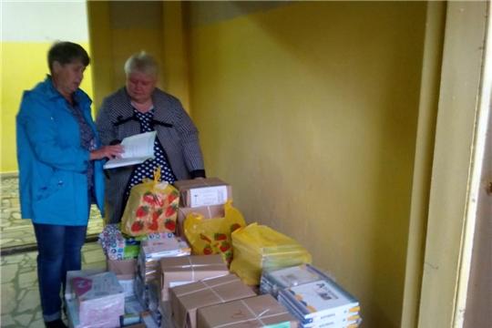 В школьные информационно-библиотечные центры города Канаш поступило 16067 учебников