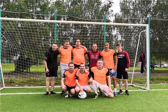 Команда АО «Промтрактор-Вагон» приняла участие в турнире по мини-футболу среди предприятий Концерна «Тракторные заводы»