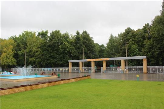 В городе Канаш продолжается реализация муниципальной программы «Формирование современной городской среды на территории города Канаш Чувашской Республики» на 2018 -2024 годы