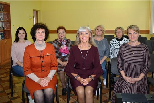 В городе Канаш состоялось заседание ассоциации учителей музыки