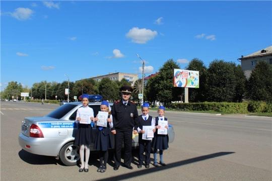 В городе Канаш проводится оперативно-профилактическое мероприятие «Внимание-дети!»