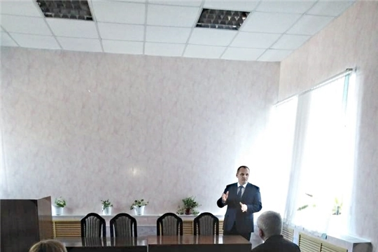 Профилактическое мероприятие в Янтиковской центральной районной больнице