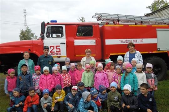 Месячник пожарной безопасности: предупредить, научить, помочь