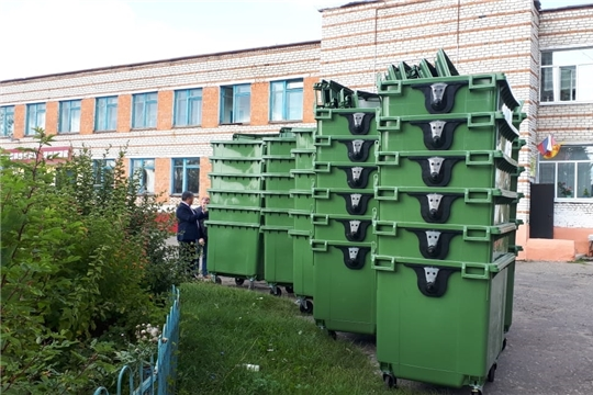 Комиссия Минстроя Чувашии проверила обустройство площадок для сбора ТКО и оснащенность контейнерами в Канашском и Янтиковском районах