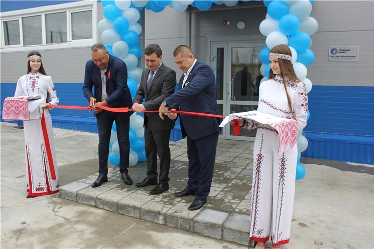 В индустриальном парке г. Чебоксары открылся завод по производству турбокомпрессоров.