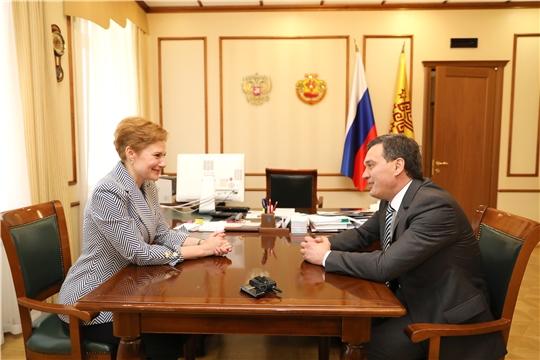 Заседание постоянно действующей рабочей группы Минфина России по совершенствованию межбюджетных отношений и организации бюджетного процесса в субъектах