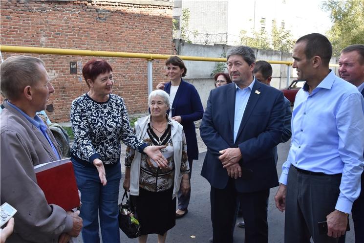 250 дворов и 30 общественных пространств будет благоустроено в Чувашской Республике по итогам 2019 года