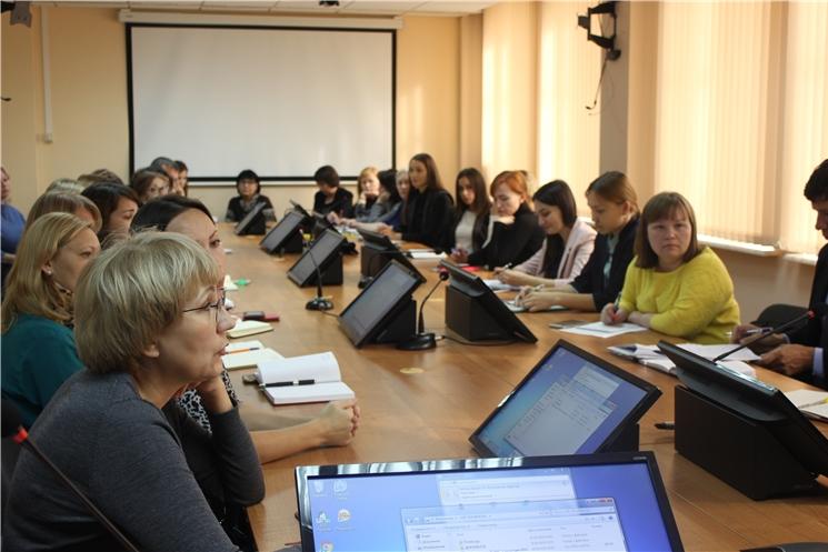 Состоялся семинар-совещание с руководителями кадровых служб государственных органов Чувашской Республики