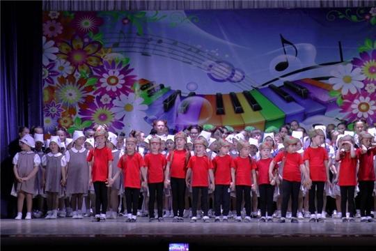 Отчетный концерт народного хореографического коллектива «Блеск»