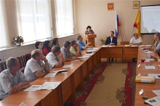 На очередном заседании Собрания депутатов города Шумерля утверждены изменения в бюджет 2019 года