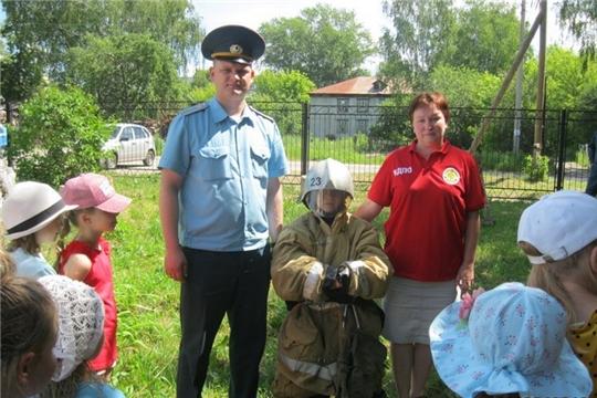 Безопасное лето в детском лагере «Солнцеград»