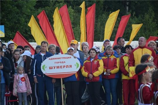 Делегация города Шумерля приняла участие в XII Дне главы и муниципального служащего муниципального образования Чувашской Республики