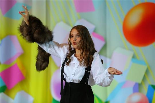 Шумерлинка Анастасия Бородавина - победитель XXVII Международного фестиваля-конкурса «Музыкальный марафон» в Москве