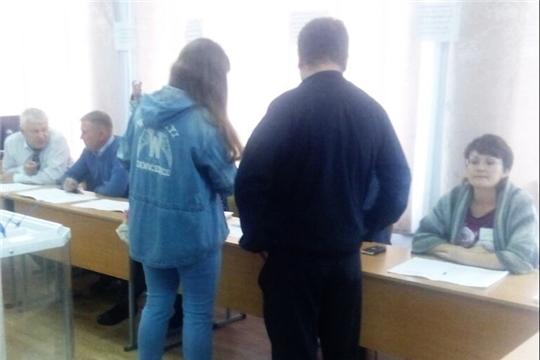 В Шумерле проходят дополнительные выборы депутата по одномандатному избирательному округу №3