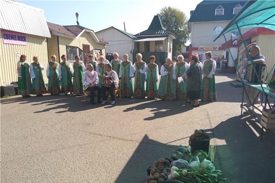 В Шумерле стартовала сельскохозяйственная ярмарка «Дары осени – 2019»