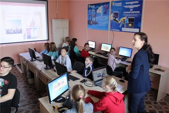 Начинающие журналисты студии детского телевидения «Прожектор» приступили к реализации нового проекта