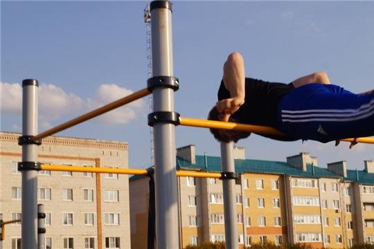 Спортивная площадка «Движение WorkOut: фитнес городских улиц»