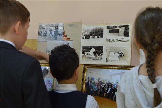 Выставка документов об истории становления Шумерли