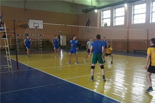 Спортивные мероприятия в День города Шумерля