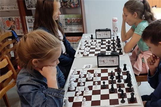 Республиканский детский шахматный турнир