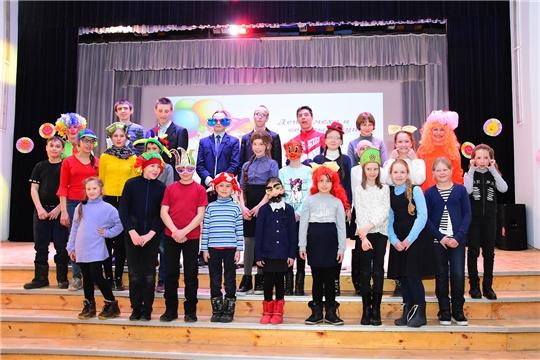 В Центре развития культуры Ибресинского района прошла конкурсная программа для детей