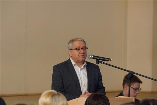 Ибресинские педагоги приняли участие в Республиканской научно-практической конференции