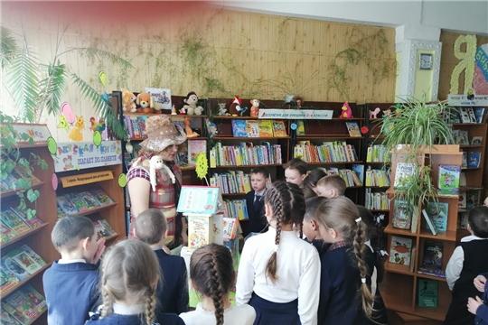 В рамках Международного Дня детской книги и в рамках международной акции «Прочтите это немедленно!» прошел литературный круиз «Созвездие сказок»