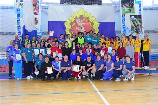 Состоялись VI  районные спортивные соревнования работников  образования Ибресинского района