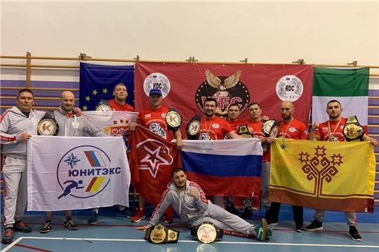 Петров Евгений из деревни Вудоялы стал чемпионом мира по ММА