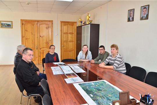 Состоялась встреча с молокосборщиками  Ибресинского района