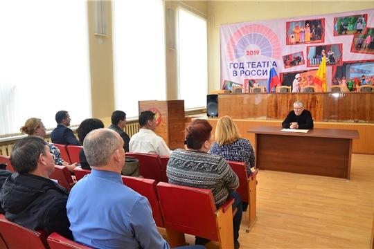 В Ибресинском районе введен режим чрезвычайной ситуации из-за гибели посевов озимых культур