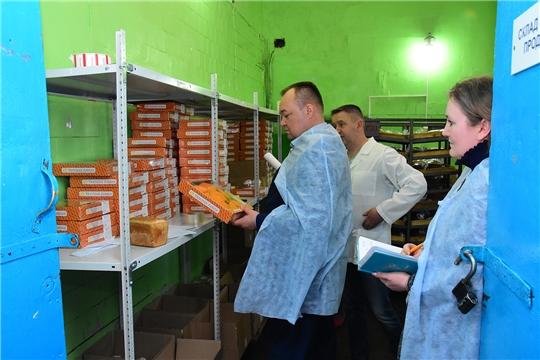 Сергей Горбунов посетил предприятия по производству хлеба