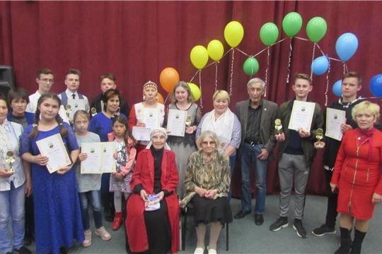 Награждены победители 5-го республиканского конкурса художественного слова имени Веры Кузьминой