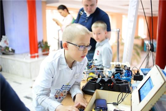 Состоялся региональный фестиваль робототехники