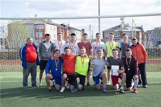 В Ибресинском районе состоялось открытие футбольного сезона 2019 года