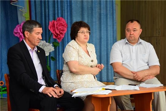 В Ибресинском районе прошел Единый информационный день