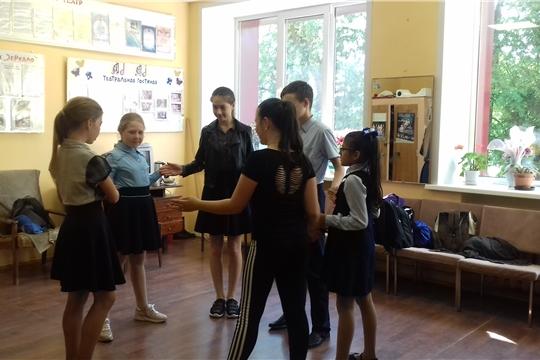 В Центре развития культуры прошла конкурсная развлекательная программа  «По обе стороны кулис»